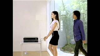 CM from Epson Colorio Channel dedicated to Kuroki Meisa; aiming at ...