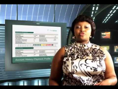 Understanding Your Personal Credit Report - South Africa Part 1