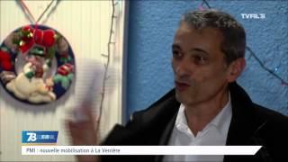 PMI : nouvelle mobilisation à La Verrière
