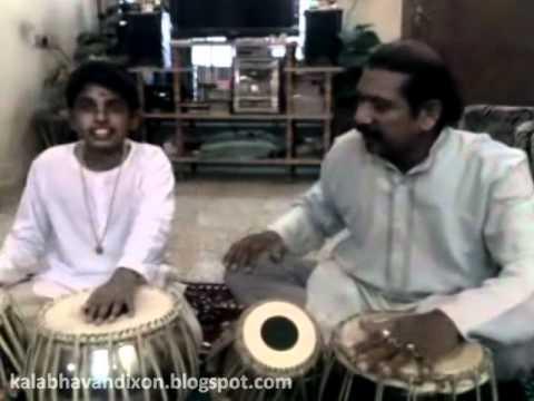 Cochin Kalabhavan Dixon Master - Tabala Demonstration - 01