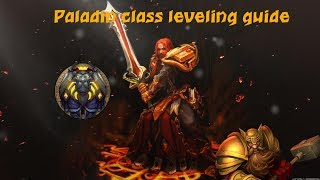 Classic WoW | Paladin | Leveling Guide
