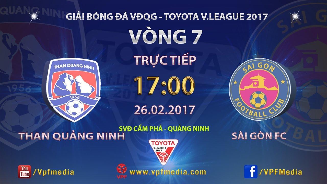 Xem lại: Than Quảng Ninh vs Sài Gòn