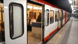 U-Bahn Nürnberg - U-Bahnhof Plärrer U1 U2 U3 U11 U21