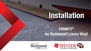 FIRMFIT® by Richmond Reflections - Installation