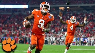 Clemson Dominates Ohio State: Tigers Outgain Buckeyes By 255 Yards