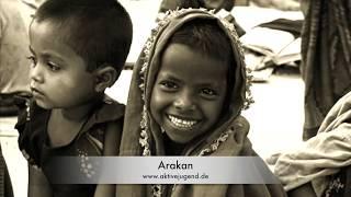 Arakan / Rohingya Doku-Film 2017 DE