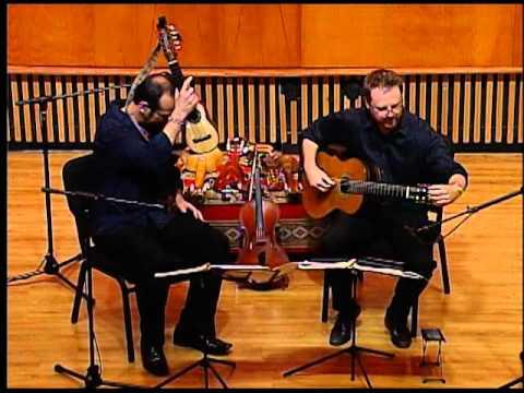 CCBC Music Forum 10 -23 -2015 Alturas Duo