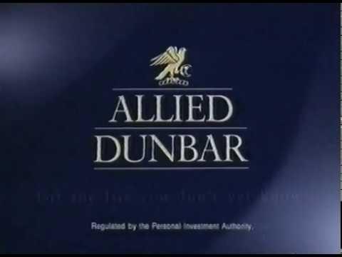 Allied Dunbar Advert/Commercial 1995 (UK)