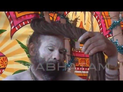 Juna Akhada Ke Naga Sadhu Simhastha Kumbh Ujjain 2016 Youtube