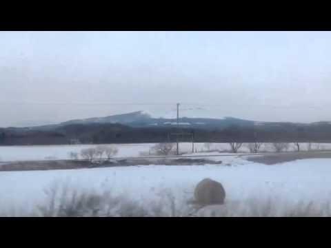 Viaje en tren por Hokkaido