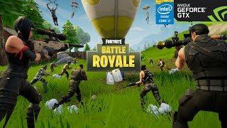 Fortnite Battle Royale | GTX 1070 Ti - i7 4790k | 1080p | Epic Settings | FPS-TEST