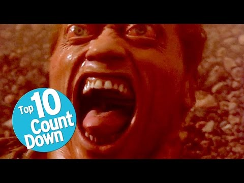 Top 10 Running Out of Oxygen Movie Scenes