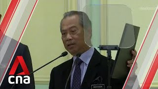 PM Muhyiddin says Malaysia cannot afford another lockdown as new cases hit record high of 691