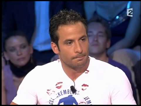 Ludovic Giuly - On n'est pas couché 26 mai 2007 #ONPC