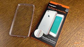 iPhone 6s Plus Neo Hybrid EX Spigen Case Review