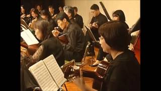 郡山マンドリンクラブ第7回定期演奏会 2008年11月15日(土)14時開演 郡山市中央図書館内視聴覚ホール.