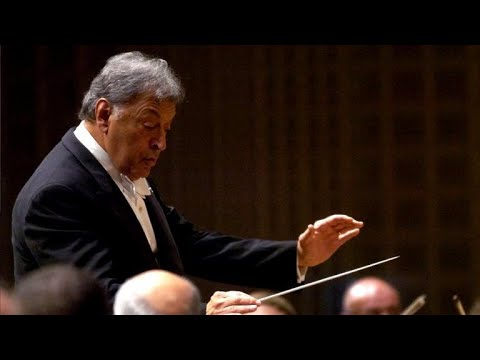 Legendary maestro Zubin Mehta reflects on six decades of conducting