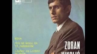 Zoran Nikolic - Ljubav za ljubav mi vrati