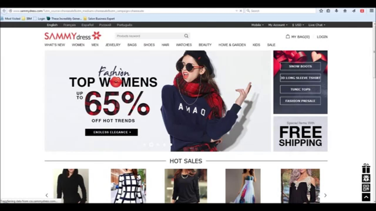 Top 20 cheap chinese online shopping websites in english for Best online store website
