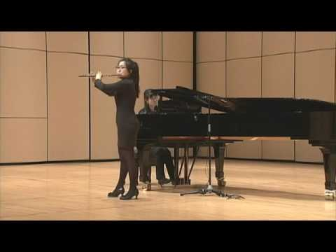 양미현_Flute_2011 JoongAng Music Concours