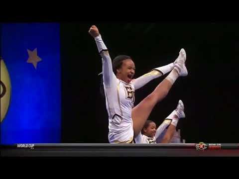 Burlington Township High School - Cheerleading 2014