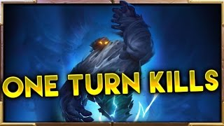 Un'Goro ONE TURN KILLS and COMBOS!! Ep.2 | Hearthstone