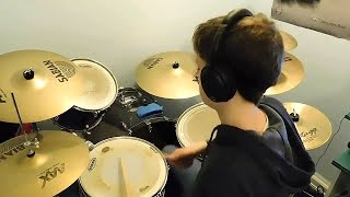 Drunk In the Morning- Lukas Graham- drum cover- Copyright re-upload