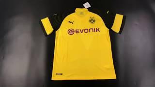 Borussia Dortmund Jersey 2018/19 - jerseysoccercheap.com