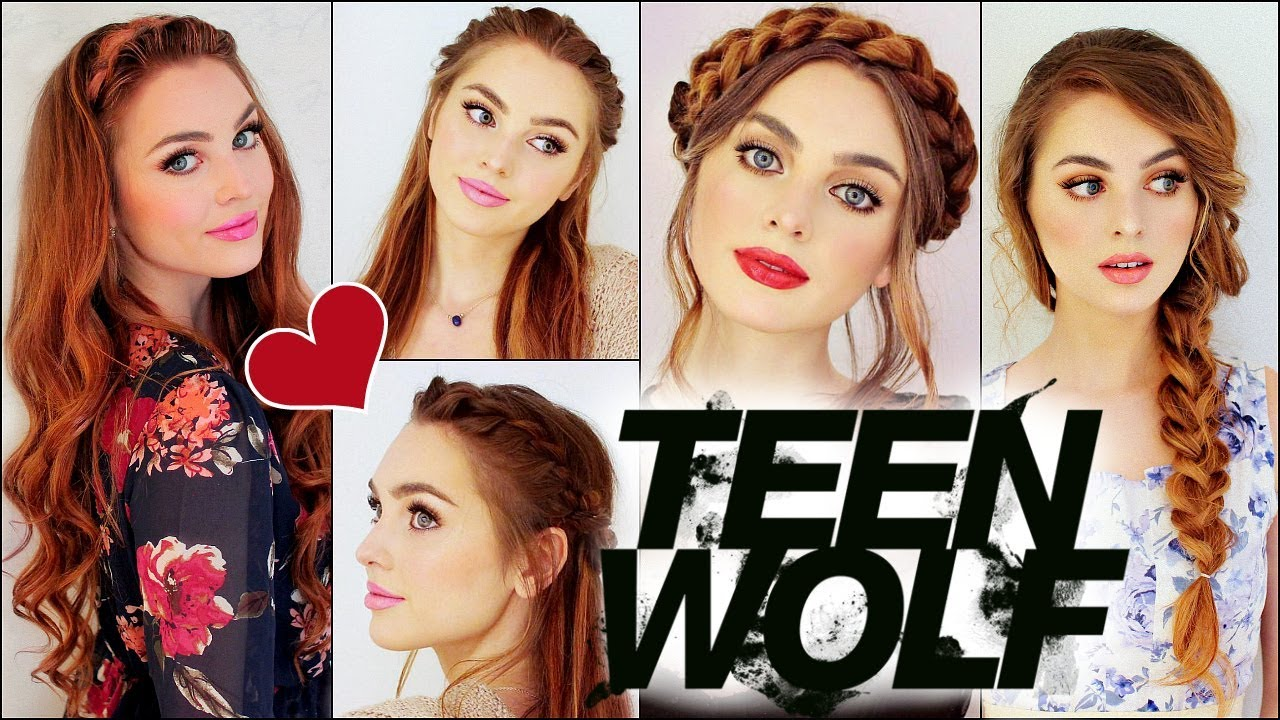 Lydia martin from mtv teen wolf braided hairstyles holland roden lydia martin from mtv teen wolf braided hairstyles holland roden tutorial baditri Image collections