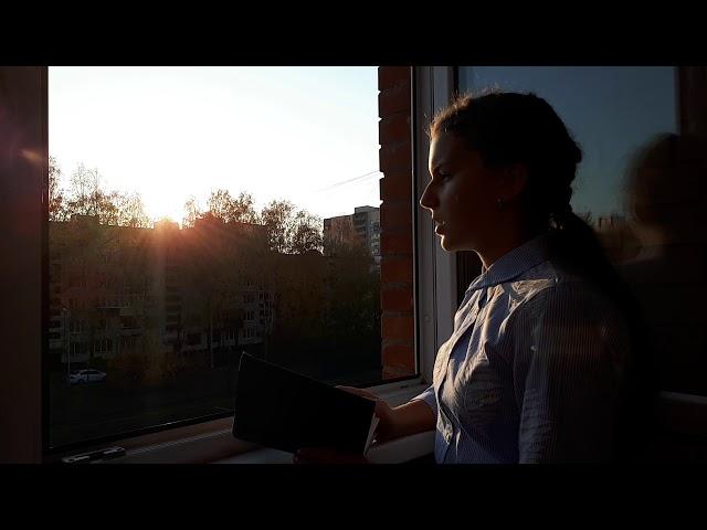 Изображение предпросмотра прочтения – МарияГорбунова читает произведение «Воробей» И.С.Тургенева