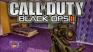Black Ops 2 NGAKAK ABIS! (5) - PETAK UMPET SNIPER!! HAHAHA