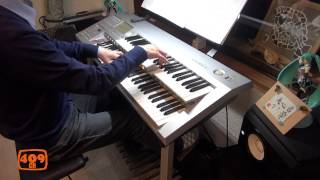 NHK「プロフェッショナル仕事の流儀」主題歌、Progressを弾いてみました...
