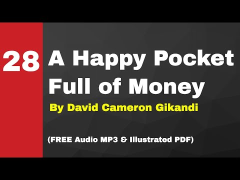 FULL OF HAPPY POCKET MONEY