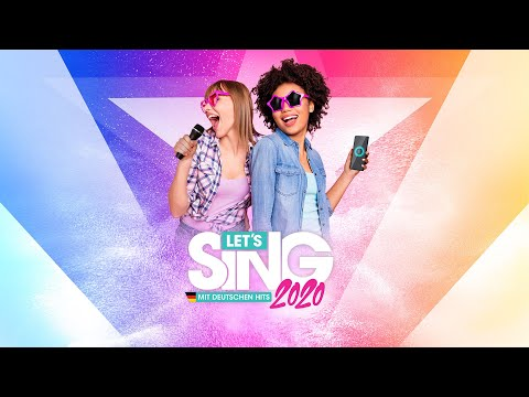 Lets Sing 2020 mit deutschen Hits - Launch Trailer