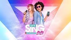 Lets Sing 2020 mit deutschen Hits - Launch Trailer