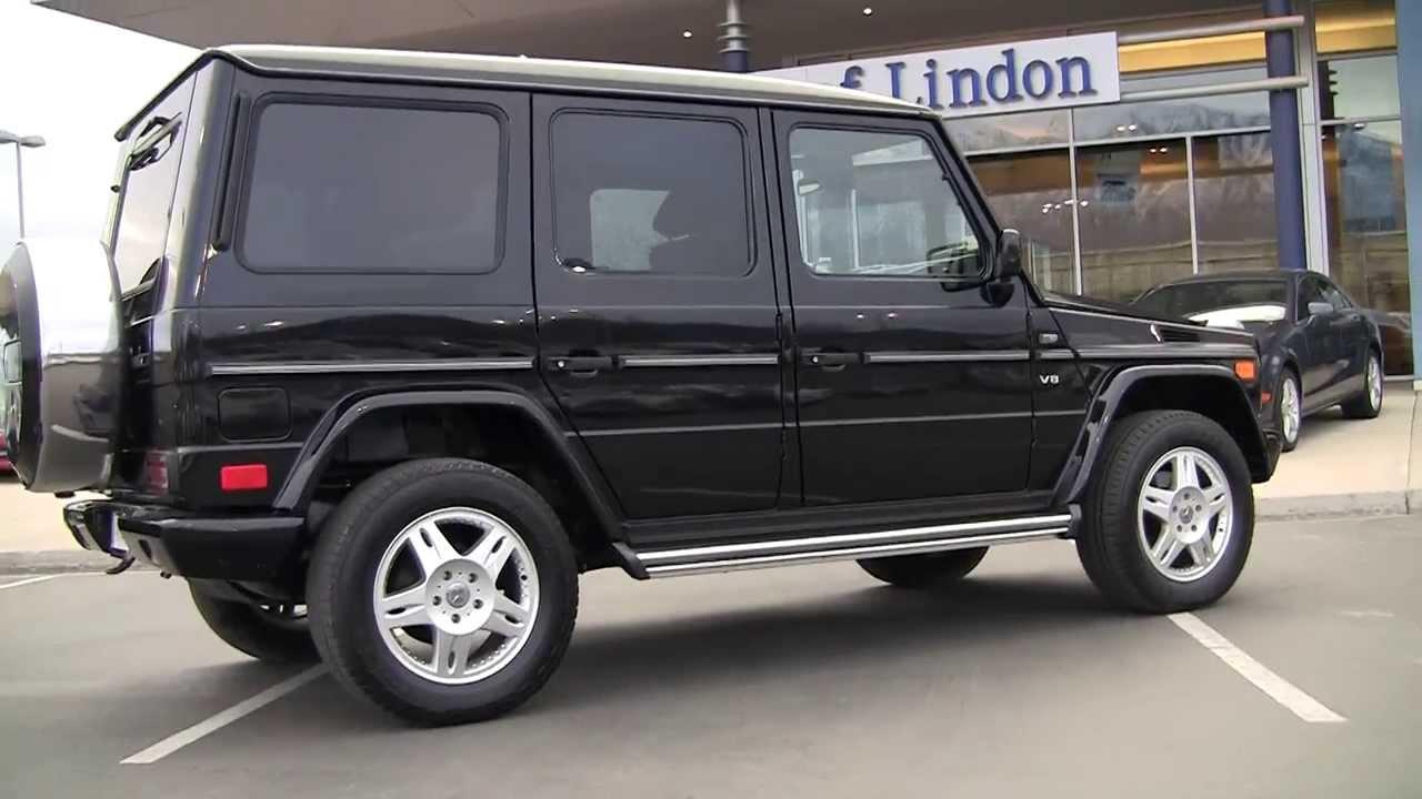 Mercedes benz 2002 g500 2x131751t youtube for 2002 mercedes benz g500