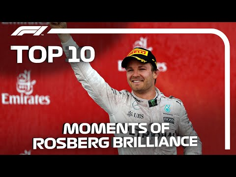 Top 10 Moments Of Nico Rosberg Brilliance