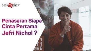 Download Video BMS Challenge! Penasaran Cinta Pertama Jefri Nichol? - BookMyShow Indonesia MP3 3GP MP4