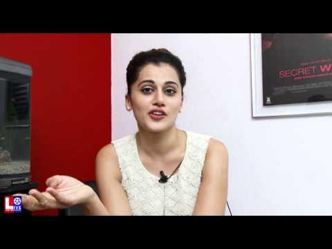 Actress Taapsee Interview - Kanchana 2 Experience | Raghava Lawrence | Nithya Menen | ( HQ ) Video