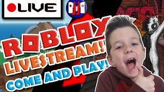 April 15th! Roblox GAMES AND MORE!! Come join in the fun on this livestream!