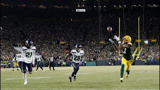 """Green Bay vs. Seattle """"Pack Holds Off Late Comeback"""" (2019 NFC Divisional) GB's Greatest Games"""