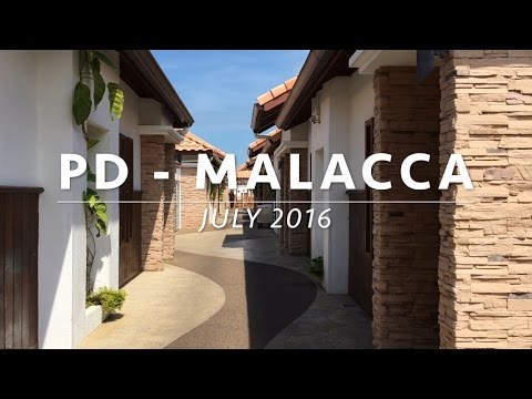 Travel Vlog | PD-Malacca 2016