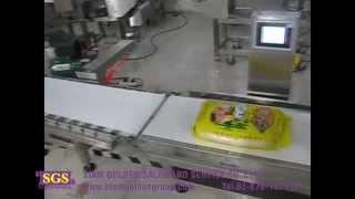 เครื่องชั่งน้ำหนัก Check Weight Machine Goldenpack