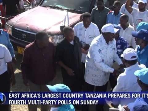 Kikwete seeks re-election in Tanzania polls