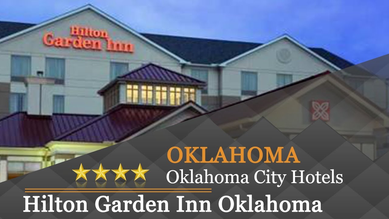 Hilton Garden Inn Oklahoma City Bricktown Oklahoma City Hotels Oklahoma Youtube
