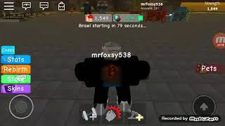 Brawl wars [roblox WLS 3 gameplay]