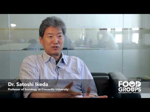 Dr. Satoshi Ikeda on how His Curriculum Involves Students in Food Activism at Concordia