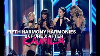 Video FIFTH HARMONY HARMONIES: BEFORE X AFTER CAMILA LEFT download MP3, 3GP, MP4, WEBM, AVI, FLV April 2018