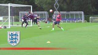 Sublime Phil Jagielka Volley | Inside Training