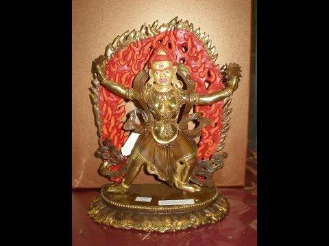 Invoking Drdha Prthivi Devata ...